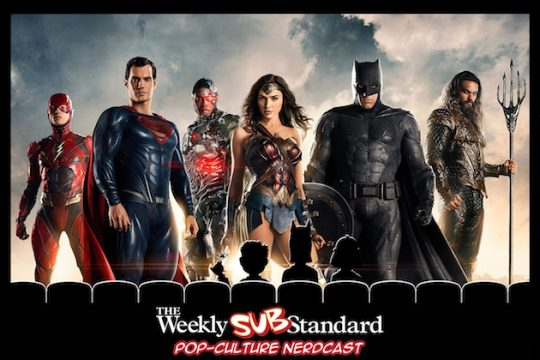 The Injustice of Justice League and Thanksgiving Bracketology (New Substandard!)