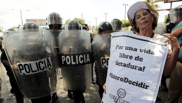 Число жертв протестов в Никарагуа превысило 60 человек
