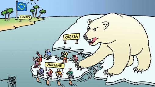 Потрібно вступати до НАТО, поки Путін ще не може цьому завадити