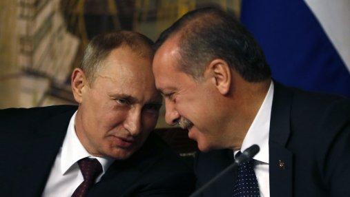 Эрдоган признался, что отчасти похож на Путина