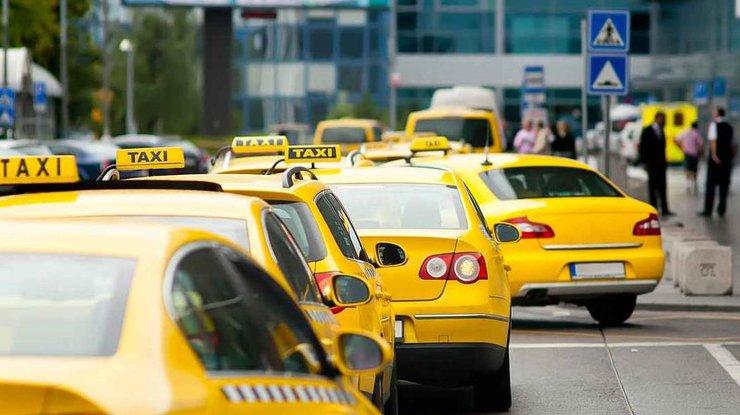 Такси в Украине: цены резко подскочили