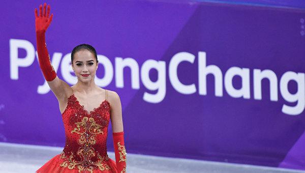Первое золото Олимпиады для России принесла 15-летняя фигуристка