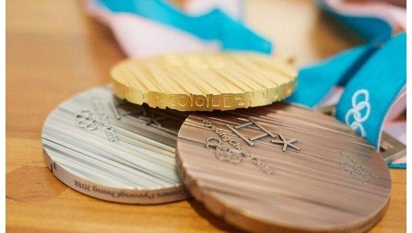 Медальный зачет Олимпийских игр. Украина выбыла из Топ-20