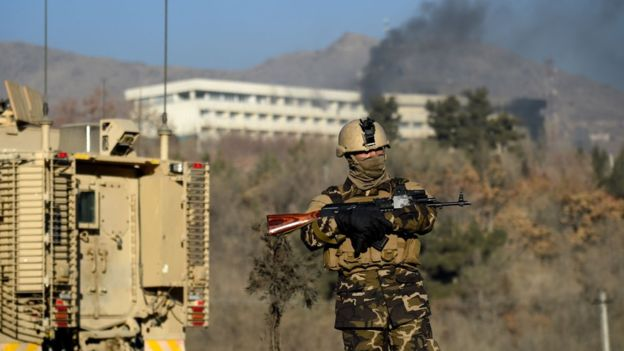 МИД Украины заявил о гибели 6 украинцев во время теракта в Кабуле