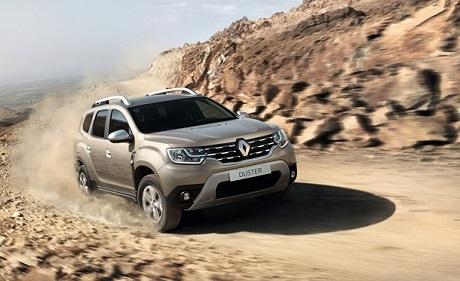 Renault Duster: представлен обновленный кроссовер (ФОТО)