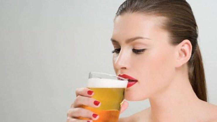 Пиво защищает женщин от смертельного заболевания - ученые