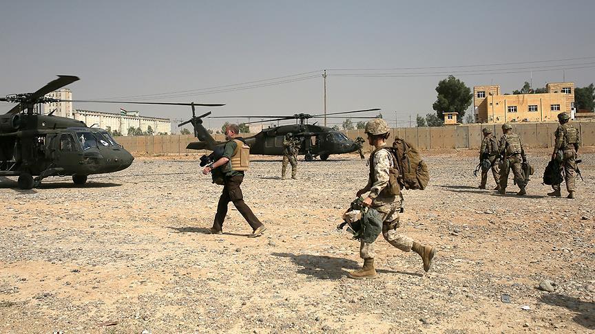 Неизвестный на джипе угрожал взорвать базу в США, военные подняли тревогу