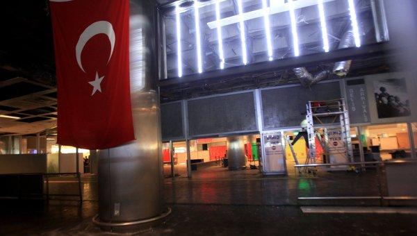 Угроза взрыва? Из Стамбула задержали вылет рейса на Киев