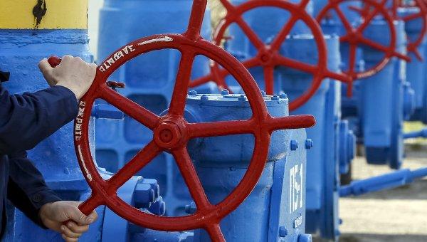 Украина в этом году импортировала газа на 2 млрд долларов