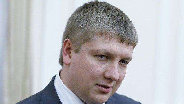 Коболев анонсировал получение Нафтогазом от ЕБРР нового кредита