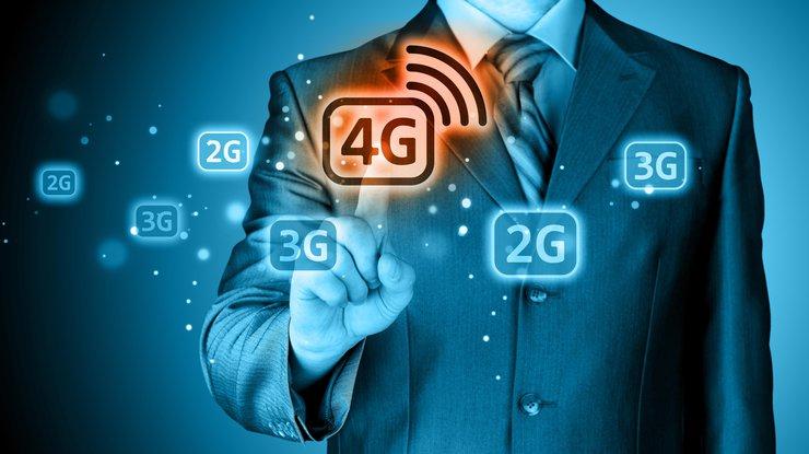 Украина намерена объявить конкурс на 4G