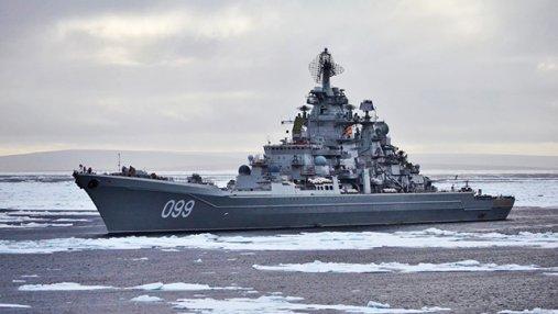 Путин наращивает мощное войско вдоль побережья Арктики: в Британии забили тревогу