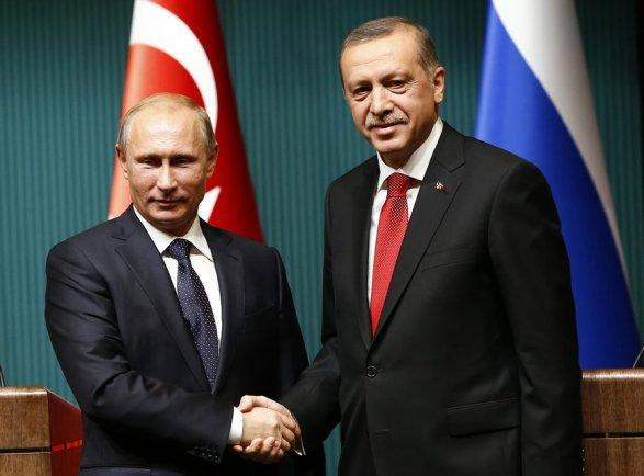 Путин и Эрдоган прорывают американскую изоляцию наша аналитика