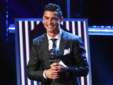 Роналду второй год подряд становится победителем премии