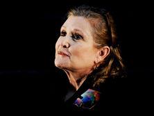 Кэрри Фишер умерла в 2016 году