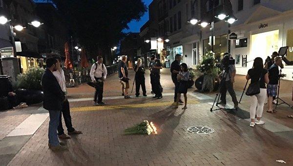 Сенаторы расценивают столкновения в Виргинии как акт внутреннего терроризма