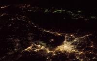 Астронавт NASA опубликовал снимок ночного Бангкока из космоса