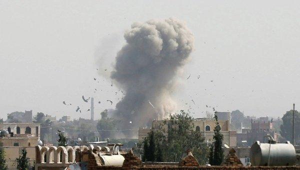 Более трех десятков человек погибли при ударе коалиции по свадьбе в Йемене (18+)