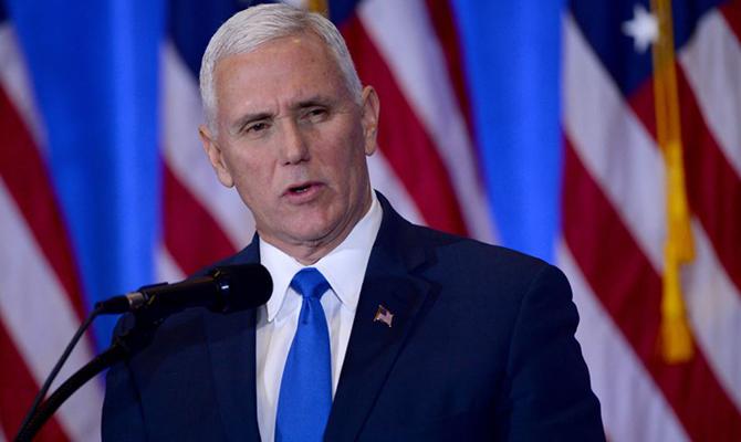 КНДР в последний момент отменила встречу с вице-президентом США Пенсом