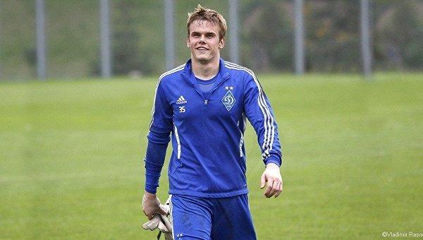 Голкипер киевского Динамо отправился играть за испанский клуб