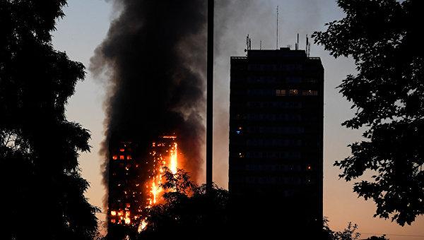 Органы безопасности знали о пожароопасной обшивке зданий в Лондоне