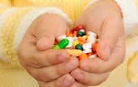 На Полтавщине дети отравились неизвестным лекарством