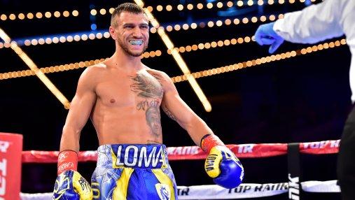 Ломаченко стал частью боксерской истории благодаря своим шортам