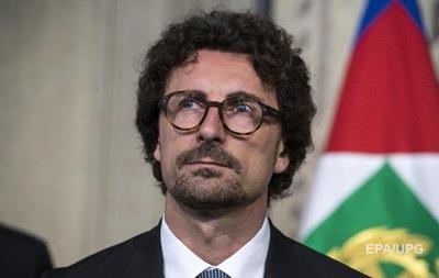 В Италии начали бороться с  евробляхами