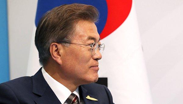 Историческая встреча. Президент Южной Кореи принял делегацию из КНДР