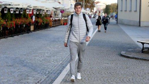 Украинский футболист и его семья получили гражданство страны ЕС