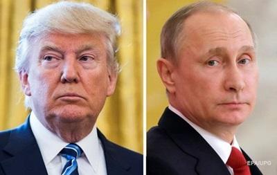 Трамп і Путін провели телефонні переговори