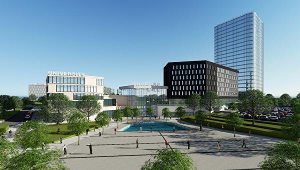 Во Львове за $95 млн построят IT-квартал
