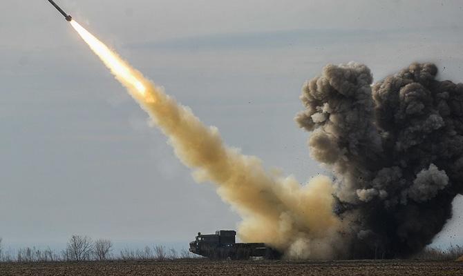 Украина наладит серийное производство ракет «Ольха»