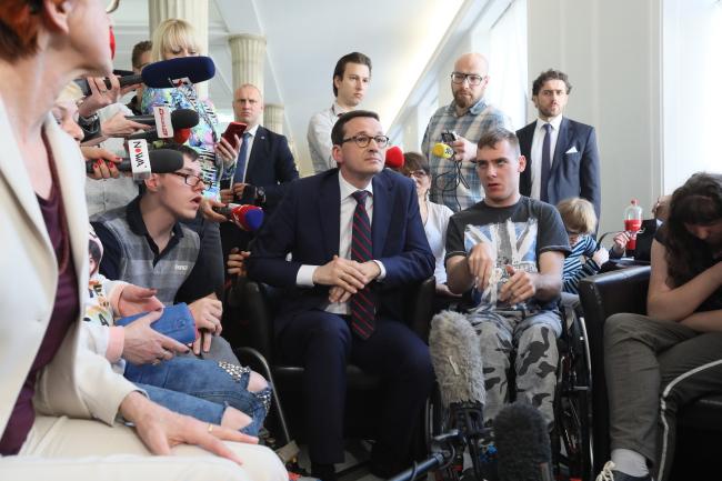 Не досягнуто згоди у справі дорослих осіб з інвалідністю
