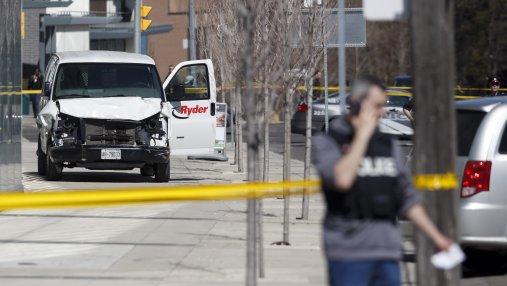 Наезд на людей в Торонто: посол сообщил, есть ли среди пострадавших украинцы