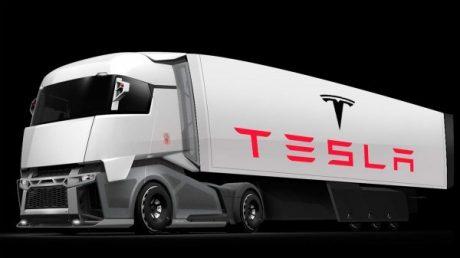 Tesla приступает к тестированию беспилотных грузовиков
