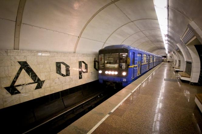Киевский метрополитен продал два вагона на туристические проекты