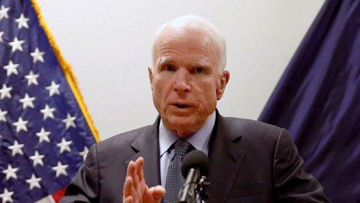 Путин – враг Америки: Маккейн сделал жесткое заявление перед встречей лидеров США и РФ