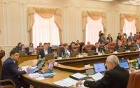 Кабмин одобрил запрет транзита российских судов