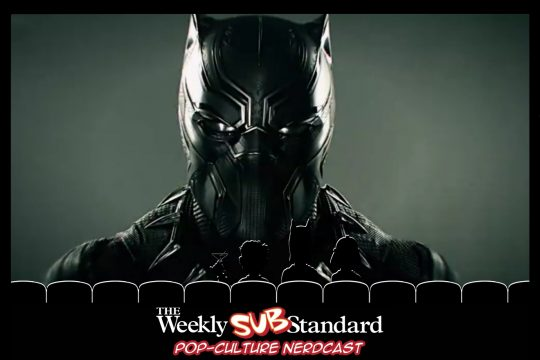 Black Panther and the Box Office (New Substandard!)