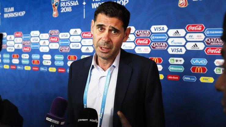 Сборная Испании по футболу получила нового тренера