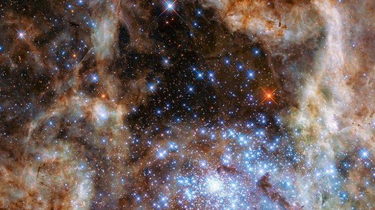 В NASA показали уникальное видео из космоса