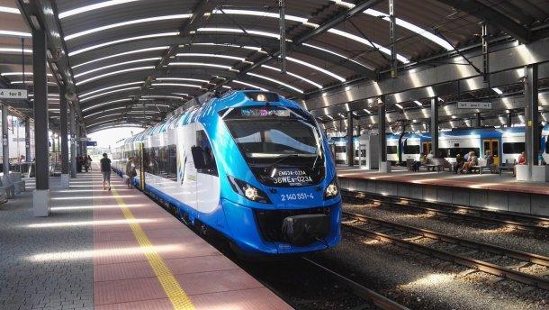 Укрзалізниця братиме в оренду приватні локомотиви