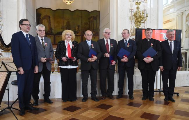 У Варшаві вручено нагороди «Свідок історії»