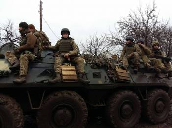 Four Ukrainian soldiers wounded in action in Donbas since Thursday midnight