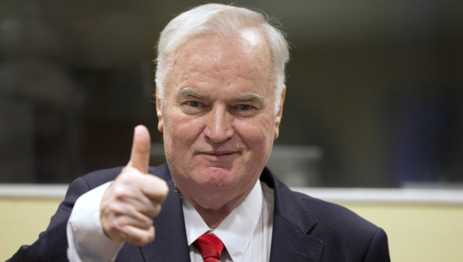 Міжнародний трибунал засудив Ратко Младича до довічного ув