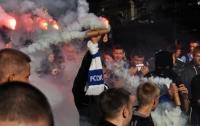 Фанаты Динамо устроили драку после матча