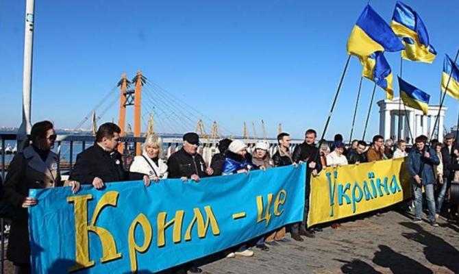 Порошенко предлагает лишать гражданства за участие в «выборах» в аннексированном Крыму