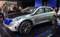 Mercedes-Benz представит на автосалоне в Женеве электромобиль