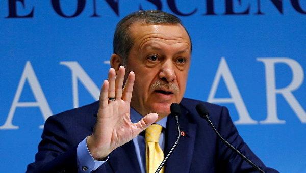 Эрдоган сообщил, когда Турция закончит военную операцию в Сирии